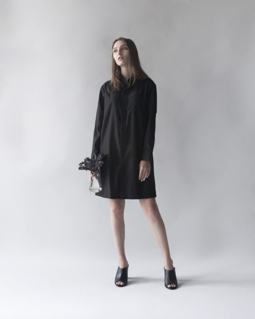 ANJA SHIRTDRESS