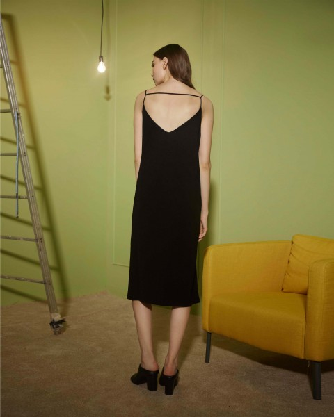 POETIC SLIP DRESS